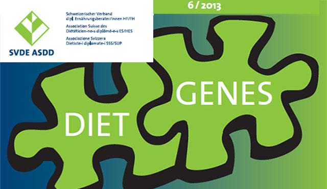 La nutrigénomique ou la voie royale vers la nutrition préventive
